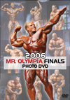 2006 Mr. Olympia Finals Photo DVD