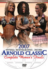 2007 Arnold Classic: The Women - The Finals - Ms. International, Fitness, Figure