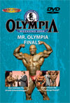 2004 Mr. Olympia - The Finals DVD
