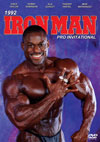 1992 IRON MAN PRO INVITATIONAL DVD