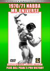 1970 & 1971 NABBA Mr Universe Contests (Remastered Version) - Arnold's last NABBA Crown