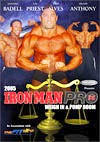 2005 Iron Man Pro - Weigh In and Pump Room