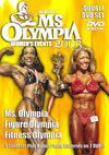 2003 Ms. Olympia - Women's Events Dual Pricing Aust.$125.00 or US$75.00