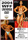 2004 WFF Universe: The Men DVD # 1
