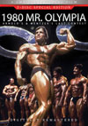 1980 Mr. Olympia 2-DVD set