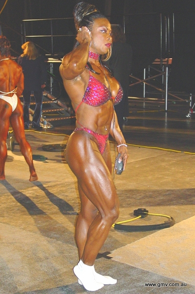 Male And Female Bodybuilder Photo Galleries Gmv