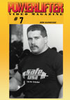 Powerlifter Video Magazine Issue # 7