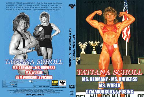 Tatjana Scholl: Ms Universe, Ms world, Ms Germany: Workout