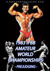1983 IFBB World Championships (Mr. Universe): The Prejudging