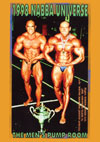 1998 NABBA Universe (50th Year): Men's Pump Room