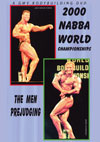 2000 NABBA World Championships: New Zealand: The Men's Prejudging