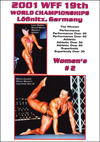 2001 WFF World Championships:  The Women, DVD # 2