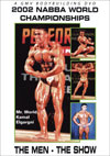 2002 NABBA World Championships: The Men - The Show