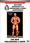2003 NABBA AUSTRALIAN AND S.A. BODYBUILDING AND FITNESS CHAMPIONSHIPS