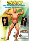 2007 MAX's South Australian INBA Natural Physique & Figure Titles