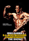 1990 SABBA S.A. Bodybuilding Championship - The Show