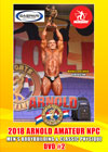 2018 Arnold Amateur NPC Men's Bodybuilding & Classic Physique - Men's DVD #2