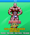 2018 Arnold Classic Australia - On Blu-ray