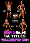 2019 ICN South Australia Titles - Men's Fitness, Bikini, Fitness & Sports Model + Angels