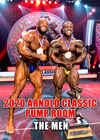 2020 Arnold Classic Pump Room - The Men