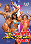 2009 NABBA MISS BRITAIN FINALS: PREJUDGING and SHOW