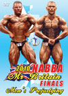 2010 NABBA Britain Finals: Men's Prejudging