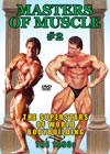 MASTERS OF MUSCLE #2: The Superstars of World Bodybuilding: The 1990s