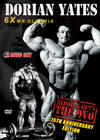 Dorian Yates Blood & Guts The DVD - 15th Anniversary Edition - 2 DVD Set
