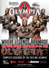 2013 Mr. Olympia (Dual price US$35, A$45)