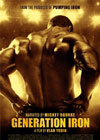 GENERATION IRON the DVD (EXTENDED DIRECTOR'S CUT) Dual price US$21.24, A$24.99