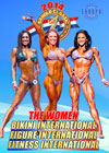2014 Arnold Classic - The Women: Figure International, Fitness International & Bikini International