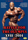 Battle For The Olympia 2014  3 Disc Set (Dual price US$39.95, A$49.95)