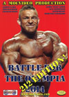 Battle For The Olympia 2014 - 212lb Edition!  2 Disc Set