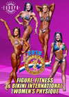 2015 Arnold Classic Pro Women - Figure, Fitness & Bikini International plus Women's Physique