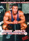 Nick Jones - Mr Personality - Workout, Posing, Contest, Interview